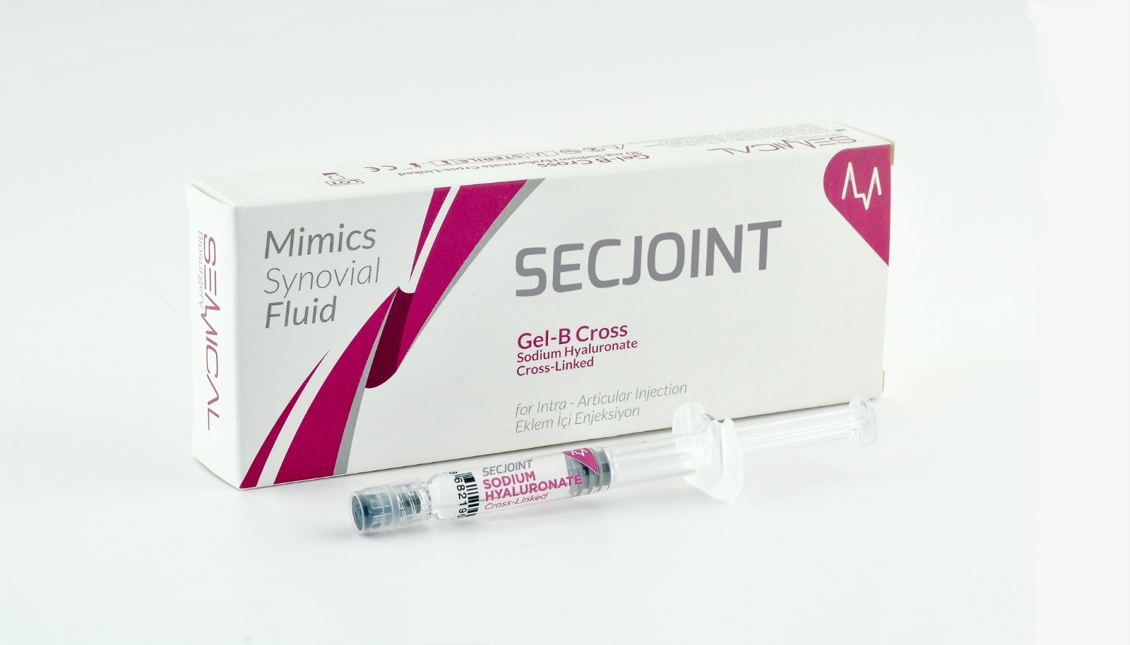 SECJOINT® Gel-B Cross